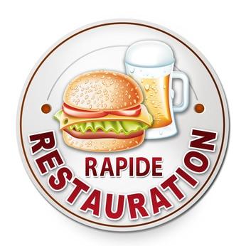 restauration rapide snack boissons