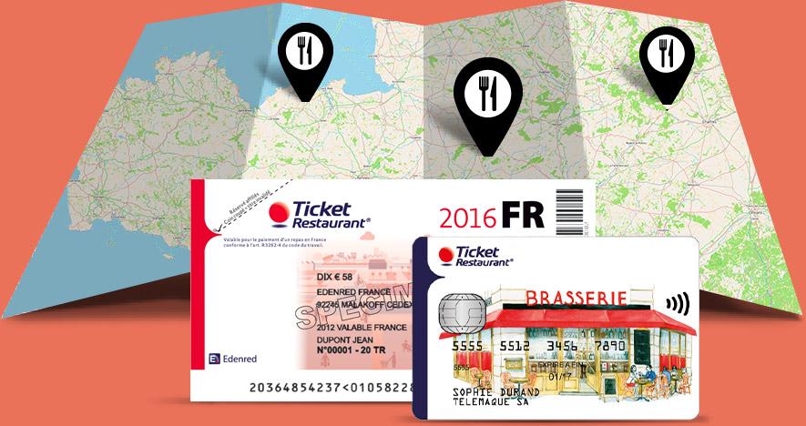 carte ticket restaurant supermarché Comment utiliser les Tickets et Titres Restaurants ?