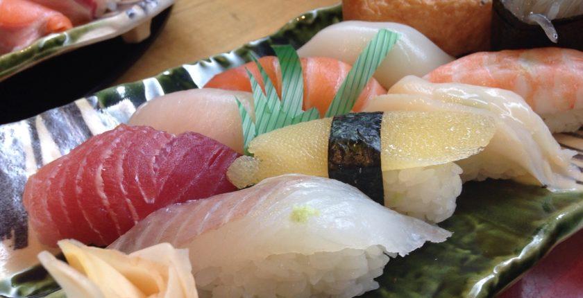 top 5 des raisons d'ouvrir un bar à sushis quand on est une femme