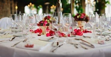 Linge de table pour ouverture restaurant
