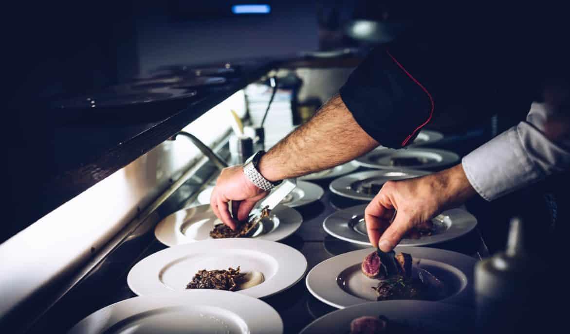 Aménagement cuisine professionnelle