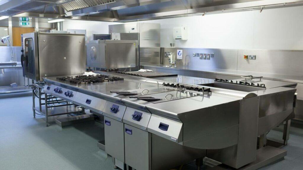 matériel cuisine restaurant